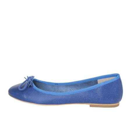 Sapatilha Asapatilha Bailarina Arraia Azul