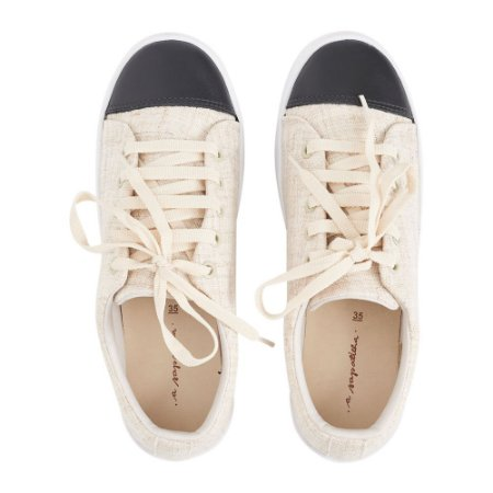 Sneaker Asapatilha Cap-toe Off-White