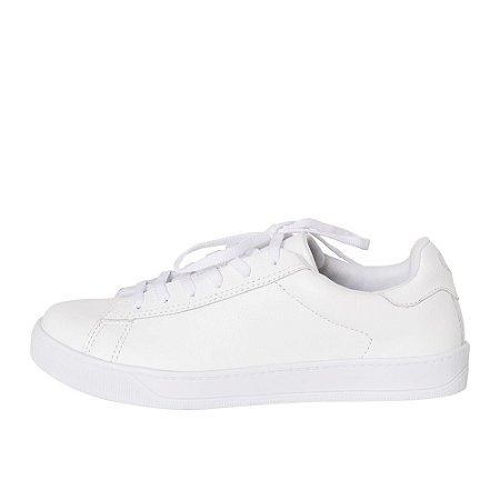 Sneaker Asapatilha Love Branco