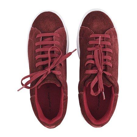 Sneaker Asapatiilha High Burgundy