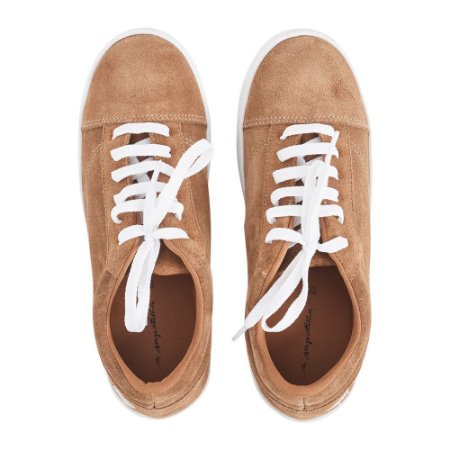 Sneaker Asapatilha Love Caramelo