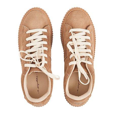 Sneaker Asapatilha Sola Caramelo