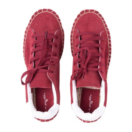 Sneaker Asapatilha Rope Cherry