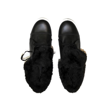Sneaker Asapatilha Fur Black