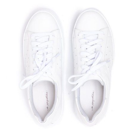 Sneaker Asapatilha High Essential Branco