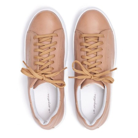 Sneaker Asapatilha High Essential Mocca