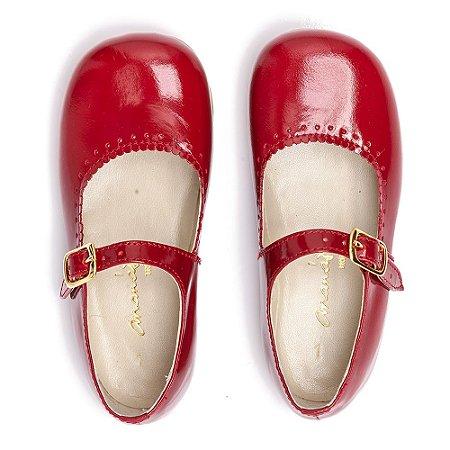 Sapato Ananás Charlotte Cereja