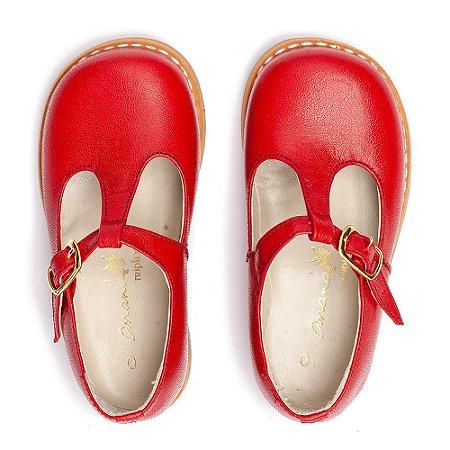Sapato Ananás George Vermelho