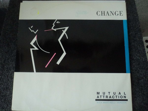 CHANGE - MUTUAL ATTRACTION