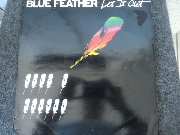 BLUE FEATHER - LET IT OUT