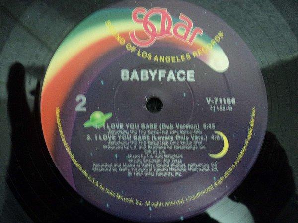 BABYFACE - I LOVE YOU BABY