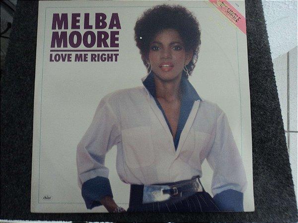 MELBA MOORE - LOVE ME RIGHT