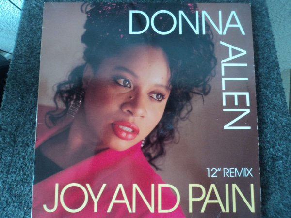 DONNA ALLEN - JOIN AND PAIN