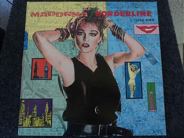 MADONNA - BODERLINE/INSTRUMENTAL