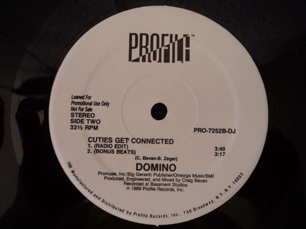 DOMINO - CUTIES GET CONNECT