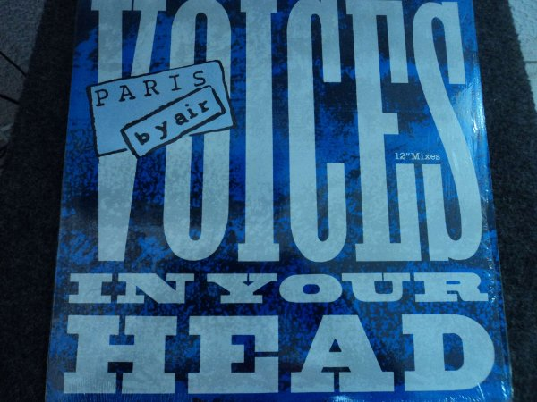 PARIS BY AIR - VOICES IN YOUR HEAD