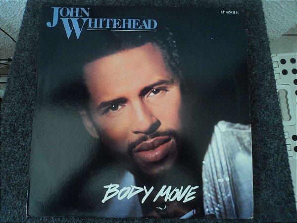JOHN WHITEHEAD - BODY MOVE