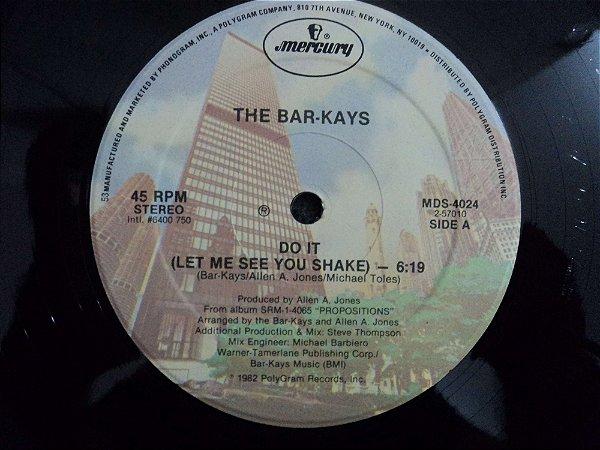 THE BAR-KAYS - DO IT/INSTRUMENTAL
