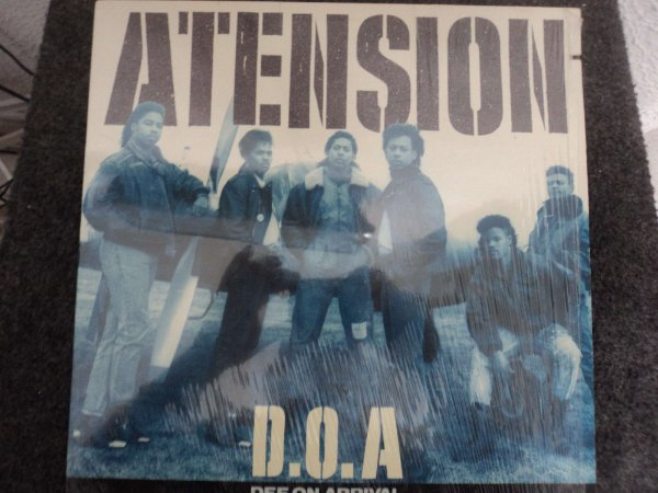 ATENSION - D.O.A (INCLUINDO HEARTPOUND)