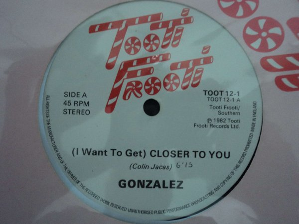 GONZALEZ  - CLOSE TO YOU
