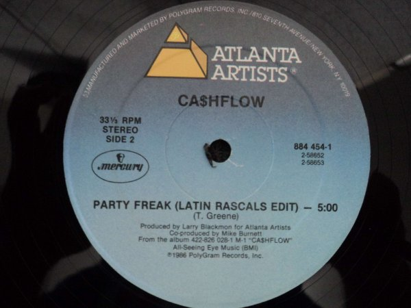 CASHFLOW - PARTY FREAK