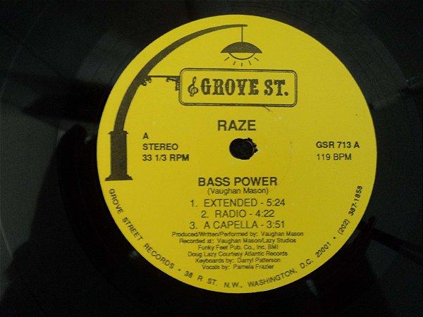 RAZE  - BASS POWER
