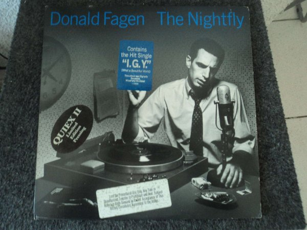 DONALD FAGEN - THE NIGHTFLY ( INCLUINDO WHAT A BEAUTIFUL WORLD )