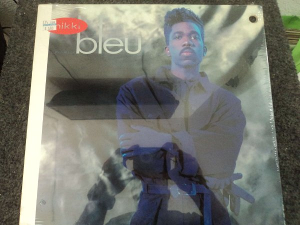 MIKKI BLEU - I PROMISE LP LACRADO