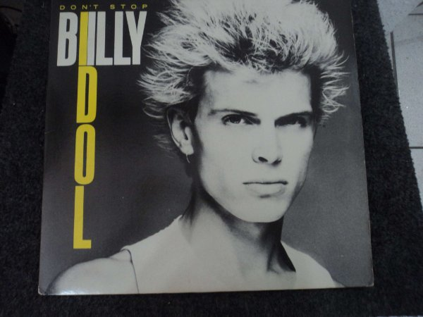 BILLY IDOL -DANCING WITH MYSELF ( INCLUINDO POSTER )