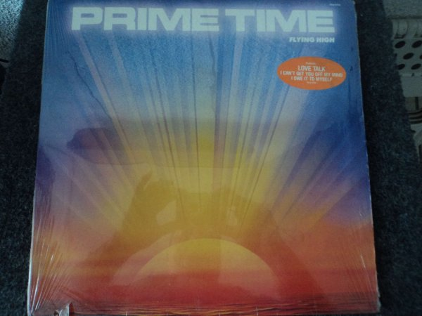 PRIME TIME - FLYING HIGH(INCLUINDO I WANT SOMEBODY TONIGHT)