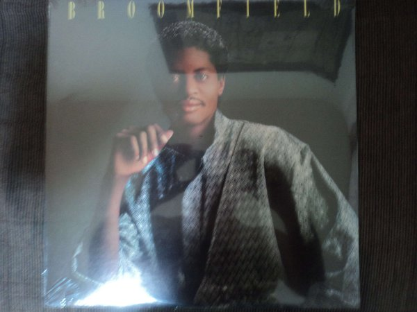 BROOMFIELD -LP(INCLUINDO DON´T COVER UP YOUR FEELLINGS /IS IT SO HARD)