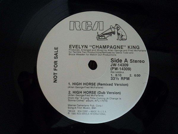 EVELYN KING - HIGH HORSE