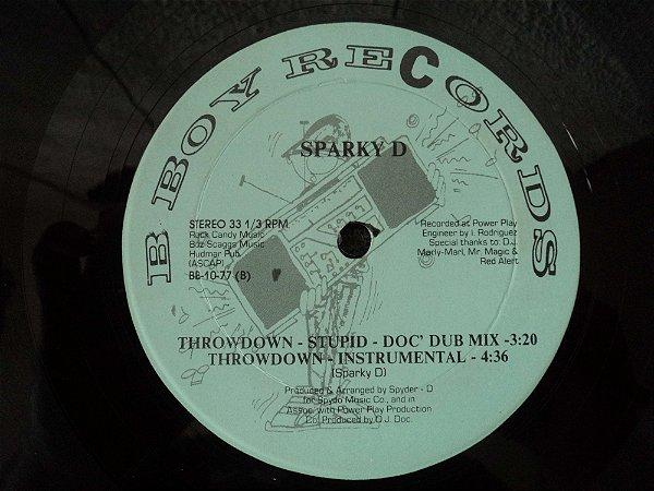 SPARKY D - THROWDOWN