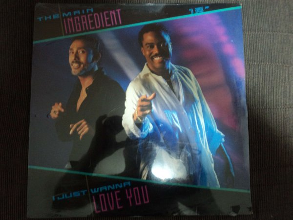 MAIN INGREDIENT - I JUST WANNA LOVE YOU LACRADO