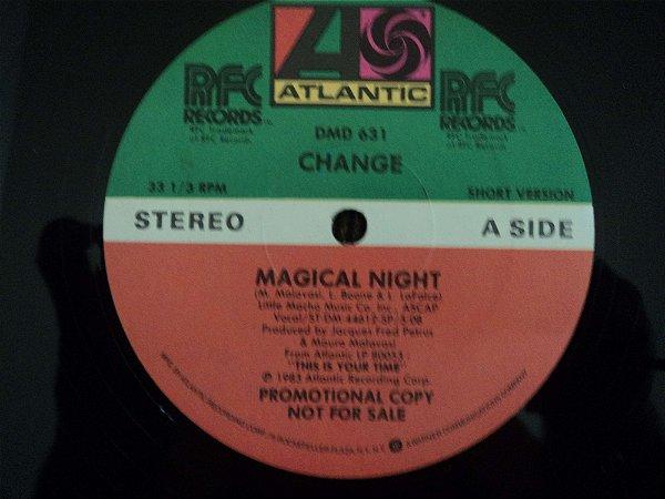 CHANGE - MAGICAL NIGHT