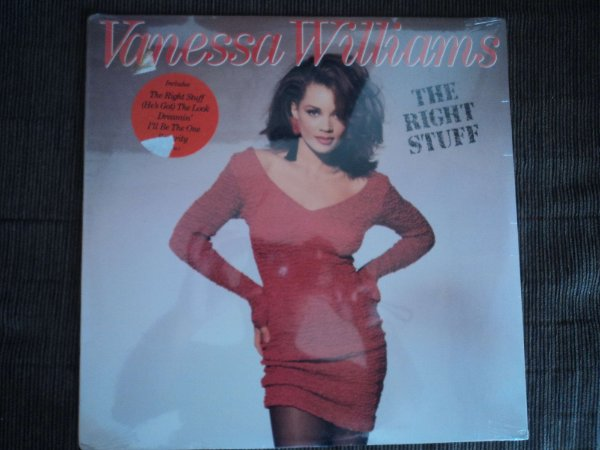 VANESSA WILLIAMS - THE RIGHT STUFF(INCLUINDO IF YOU REALLY LOVE HIM)