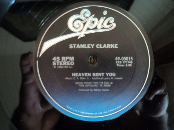 STANLEY CLARKE - HAVEN SENT YOU