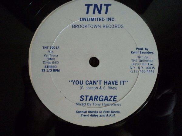 STARGAZE - YOU CAN HAVE IT
