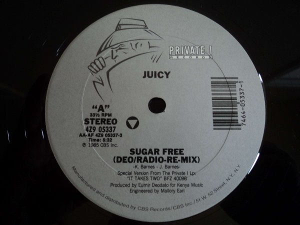 JUICY - SUGAR FREE