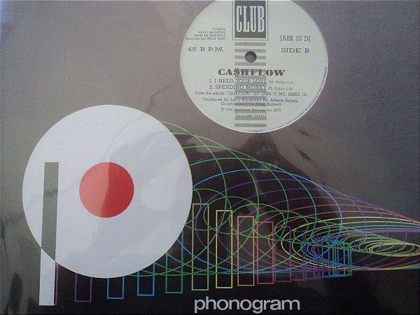 CASHFLOW - I NEED YOUR LOVE