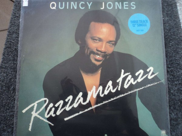 QUINCY JONES - RAZZMATAZZ