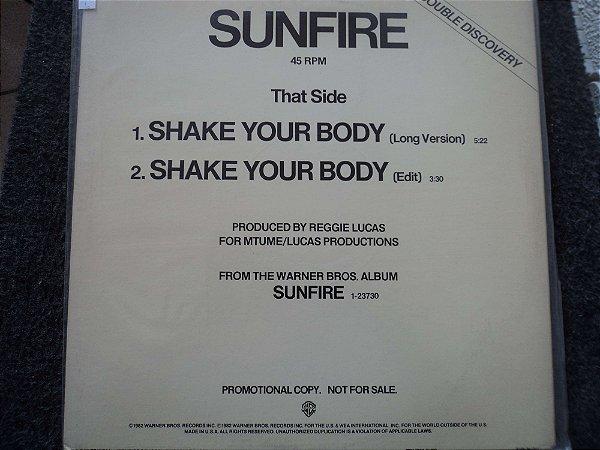 SUNFIRE - SHAKE YOUR BODY