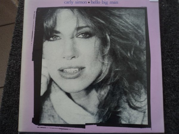 CARLY SIMON - YOU KNOW WHAY YOU DO