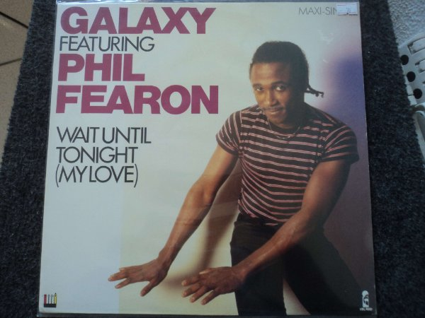 GALAXY PHIL FEARON - WAIT UNTIL TONIGHT