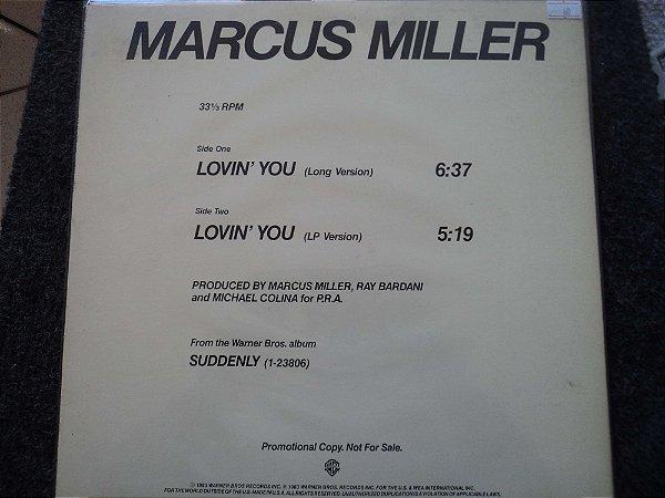 MARCUS MILLER - LOVIN YOU