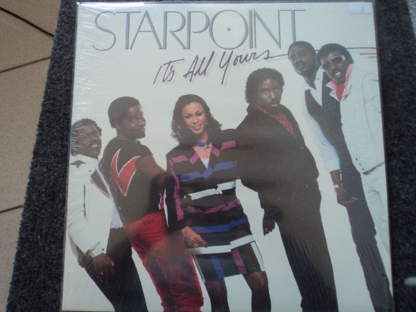 STARPOINT - IT'S ALL YOURS LP