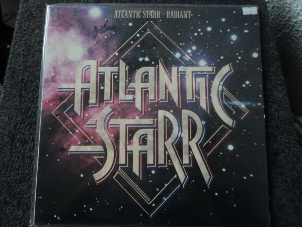 ATLANTIC STARR - RADIANT LP