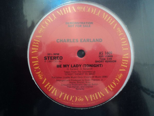 CHARLES EARLAND - BE MY LADY