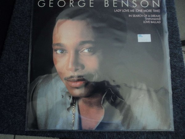 GEORGE BENSON - LADY LOVE ME ONE MORE TIME