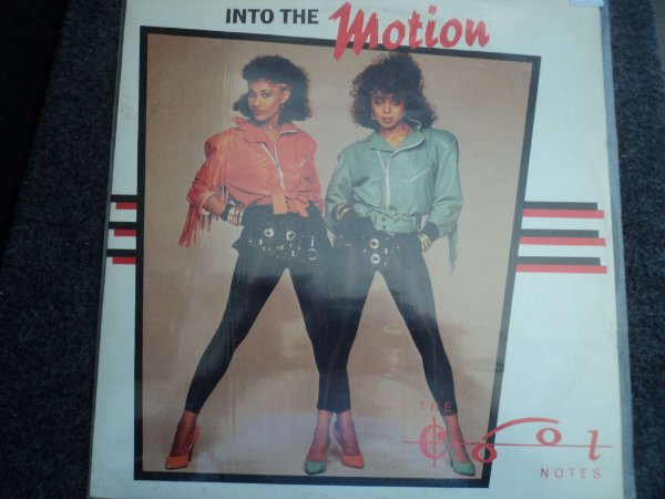 THE COOL NOTES - INTO THE MOTION